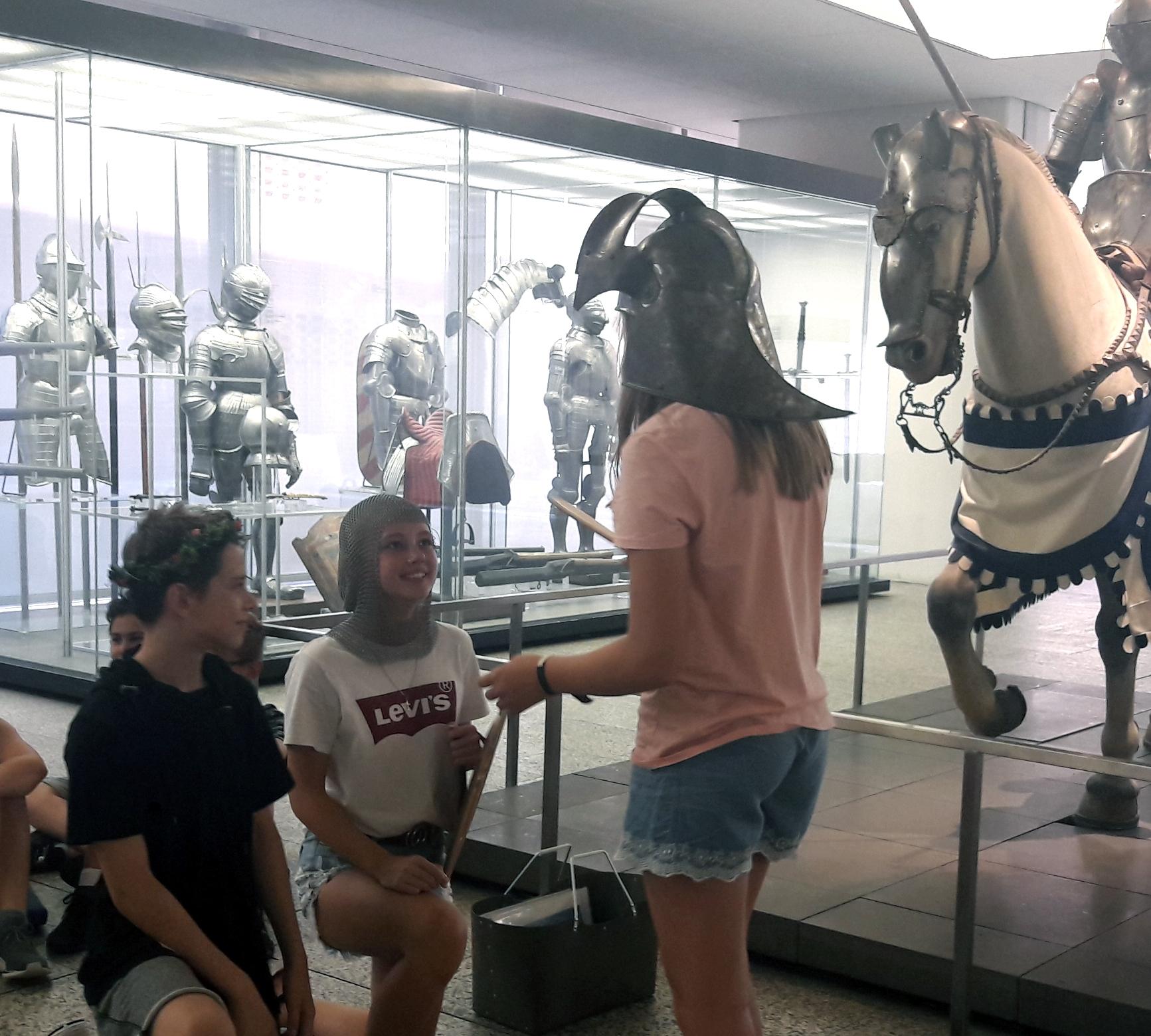 Besuch der 6e im Germanischen Nationalmuseum